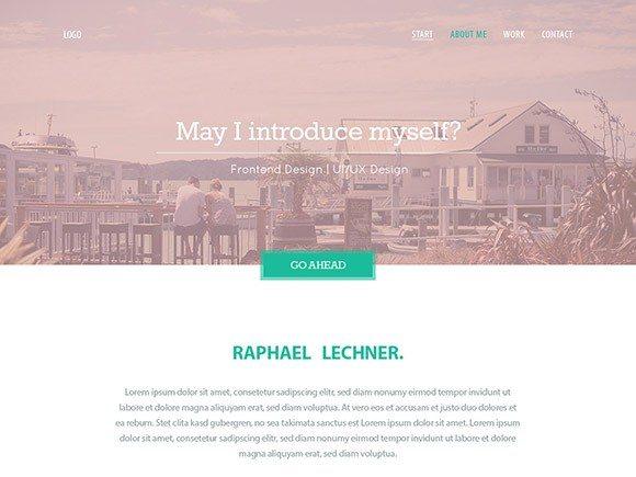 Creative Variety ‰ÛÒ Free PSD website template