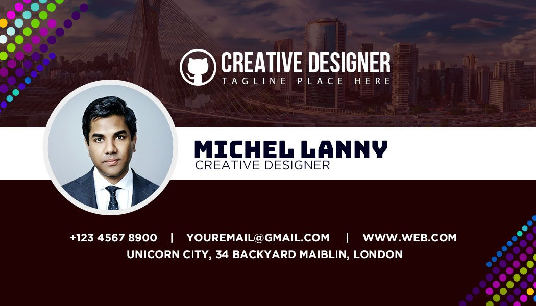 Download Multipurpose Business Card Freebie Front