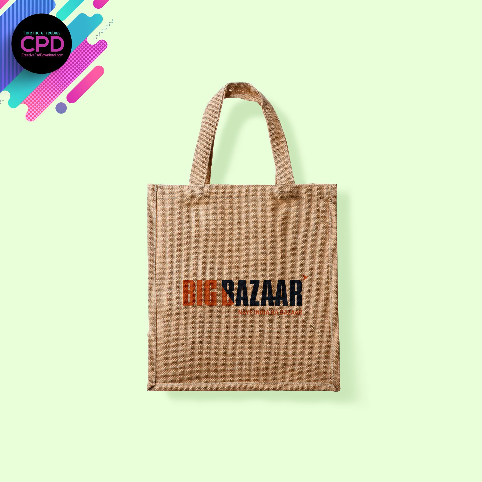 Shopping Bag Free Mockup Psd thumbnail