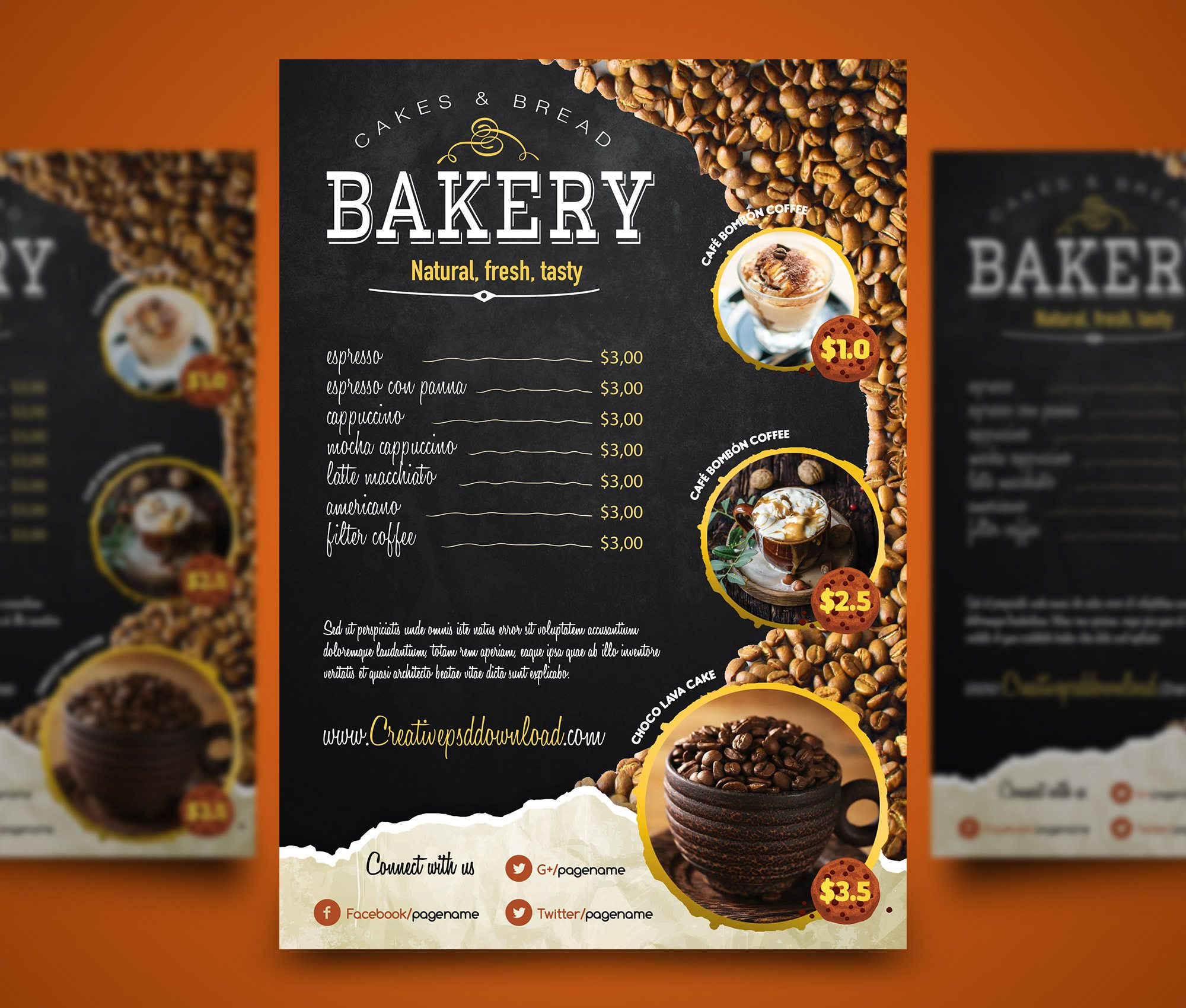 Coffee Shop Flyer Template Free,coffee Morning Flyer Template Free,free Coffee  Flyer Psd